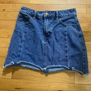 💥5/$25 Forever 21 denim skirt